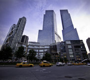 Time Warner Center Royalty Free Stock Photography