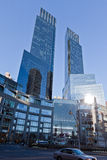 Time Warner Center Stock Photo