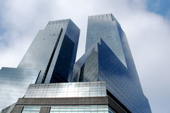 Time Warner Center Stock Photography