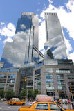 Time Warner Center at Columbus Circle Stock Photos
