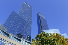 Time Warner Center in New York City Stock Photo