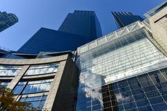 Time Warner Center - New York City Royalty Free Stock Photo