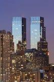 Time Warner Center Stock Photos