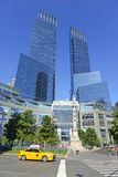 Time Warner Center in NYC Stock Image