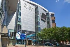Time Warner kabla arena zdjęcie stock