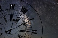 Free Time Warp. Time And Space, General Relativity. Royalty Free Stock Photos - 88853518