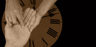 Time will tell - Palmistry website banner