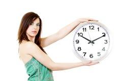 Time-women Stock Photo