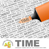 TIME. Royalty Free Stock Image