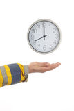 Time for work concept Stock Photography