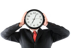 Time for work concept Stock Images