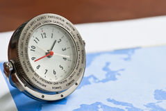 Time zone Stock Photo
