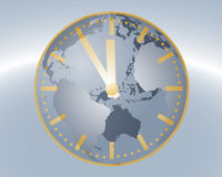 Time zone Stock Images