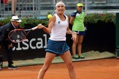 Timea Bacsinszky (SUI) Fotografia Stock