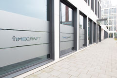 Timecraft munich Stock Photos