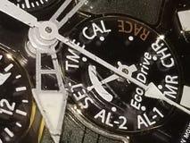 Timefollow imagem de stock