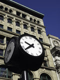 Timekeeper urbain Photographie stock libre de droits