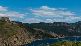 Timelapse,岩石,海风景 影视素材