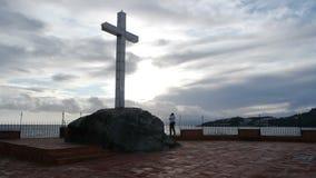 Timelapse in Almuñecar video d archivio