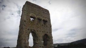 Timelapse antyczna Romańska świątynia Janus zbiory wideo