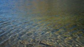 Timelapse av den västra sjön i Viverone Italien