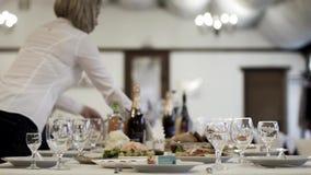 Timelapse banquet filme