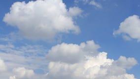 Timelapse - chmury zbiory wideo