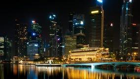 2018-06-08 - Timelapse d'horizon de Singapour pris le 2018-06 - 08 clips vidéos