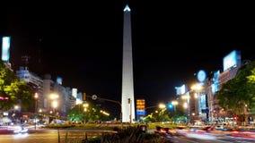 Timelapse de Buenos Aires almacen de metraje de vídeo