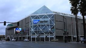 Timelapse del centro de SAP en San Jose, California 4K