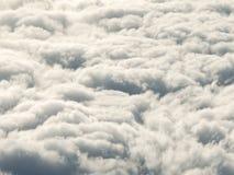 Timelapse del paisaje de la nube que fluye metrajes