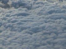 Timelapse del paisaje de la nube que fluye almacen de video