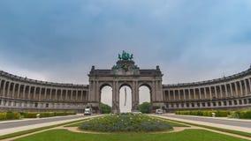 Timelapse di Bruxelles video d archivio