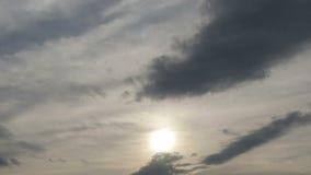 Timelapse di cloudscape sopra Tokyo video d archivio