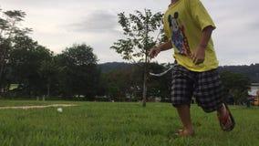 Timelapse durante la tarde en Hulu Langat metrajes