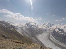 Timelapse em Zermatt filme