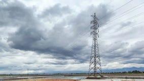 Timelapse epopei chmury ruch zdjęcie wideo