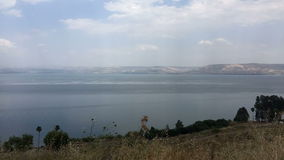 Timelapse galilee stock video