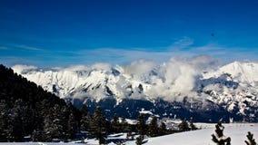 Timelapse Innsbruck Nordkette zdjęcie wideo
