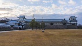 Timelapse at Kanazawa Castle in in Kanazawa, Ishikawa Prefecture, Japan