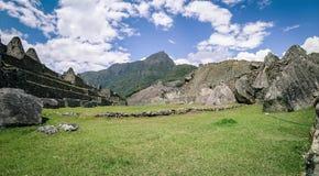 Timelapse of the Lost Incan City of Machu Picchu near Cusco, Peru. stock video footage