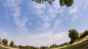 Timelapse mobile de nuages de temps de jour clips vidéos