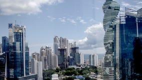 Timelapse Obarrio Panama 3 stock video