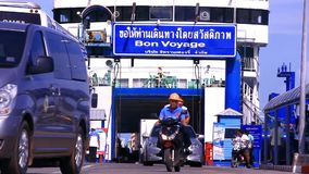 Timelapse Prędkość up Tajlandia Koh Samui 30 Lipiec zbiory