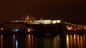 Timelapse Praga kasztel zbiory