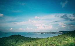 Timelapse Sky Sea Thailand Nature Forest