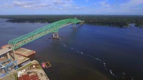 Timelapse video Hart Bridge lager videofilmer