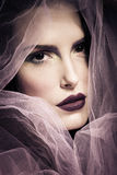 Timeless woman beauty Royalty Free Stock Photos