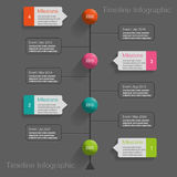 Timeline Infographic Vector Stock Photos