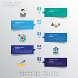 Timeline infographics with icons set. vector. illustration. Timeline infographics with icons set. vector. illustration royalty free illustration